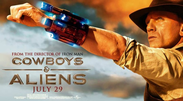 cowboys and aliens directed by jon favreau Cowboys & aliens is directed by jon favreau and produced by brian grazer, ron howard, alex kurtzman, roberto orci and scott mitchell rosenberg it opens in theaters july 29, 2011 it opens in theaters july 29, 2011.