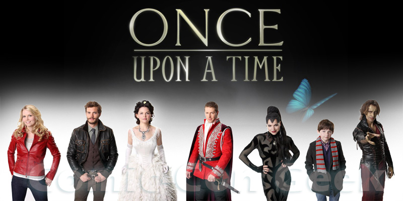 Once Upon A Time Convention Tour