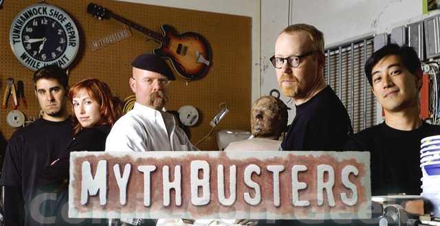 mythbusters sperm tests