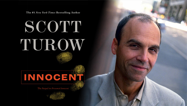 a summary of scott turows innocent Scott turow is one of america's best-known authors of legal thrillers, set—until now—in fictional kindle county, located somewhere in the midwest.