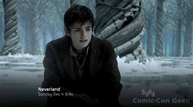 Neverland 2011 Peter