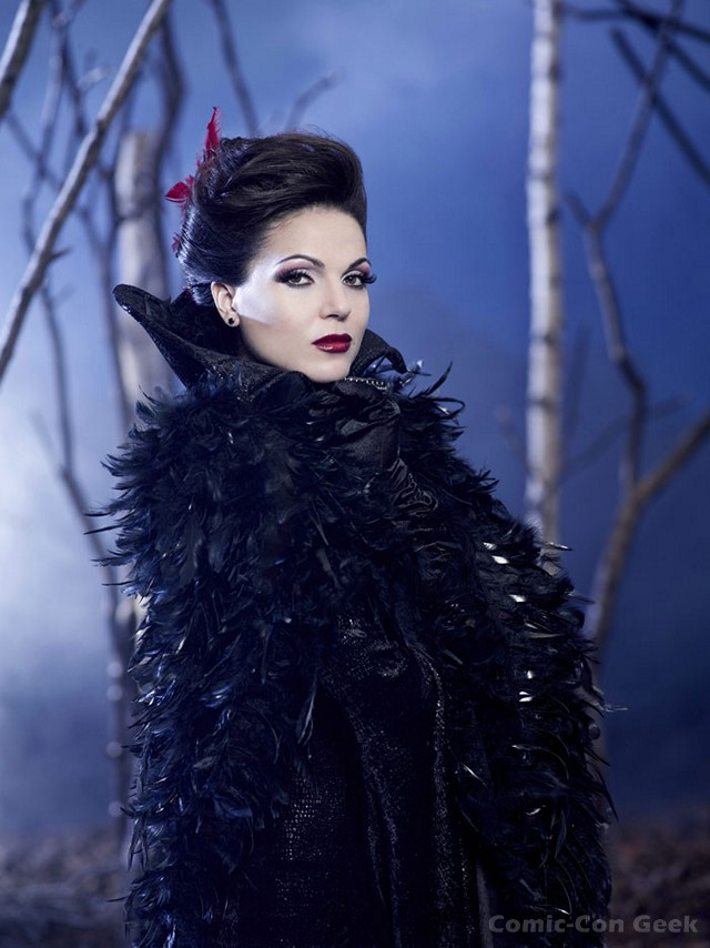 New Once Upon A Time Cast Photos | Comic-Con Geek