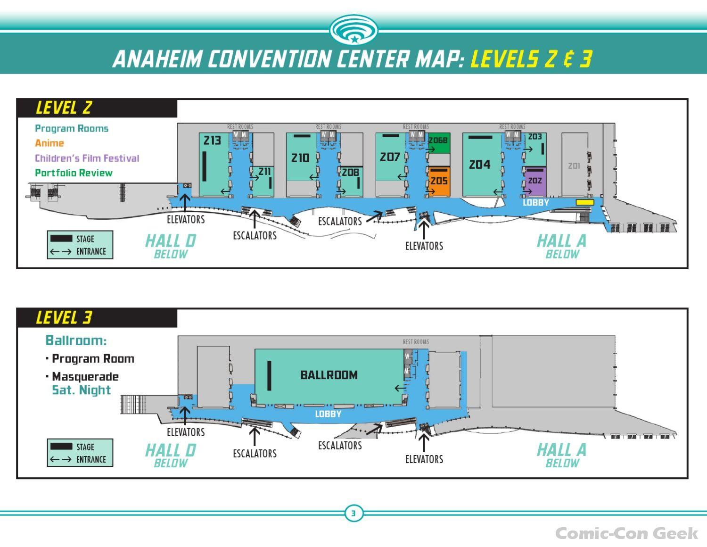 Wondercon Comic Con Geek Page 2
