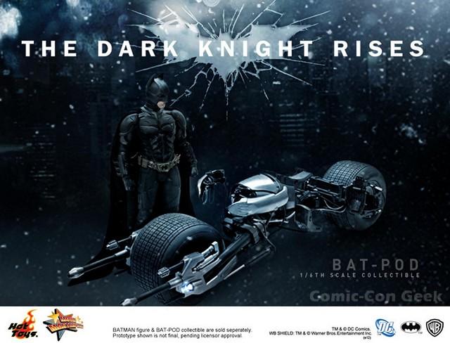 The dark knight batpod toy - photo#45