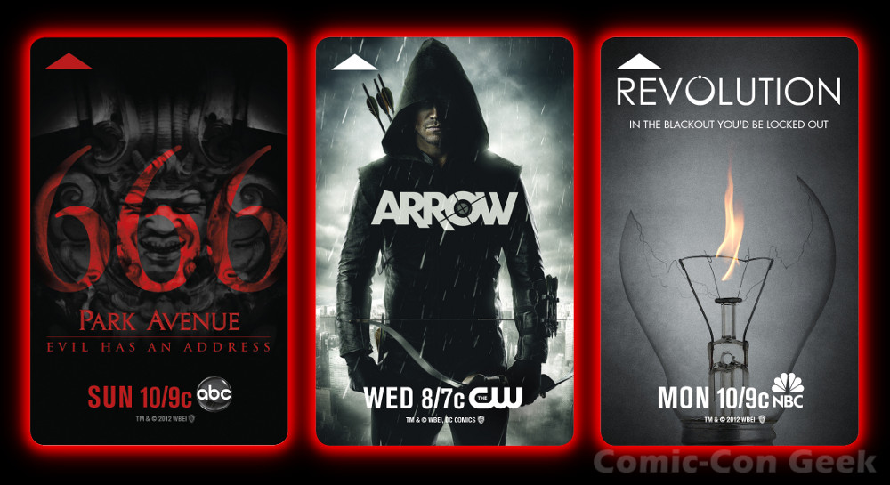 New tv Series 666 Park Avenue