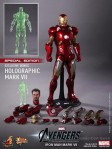 Hot Toys - The Avengers - Iron Man Mark VII 018