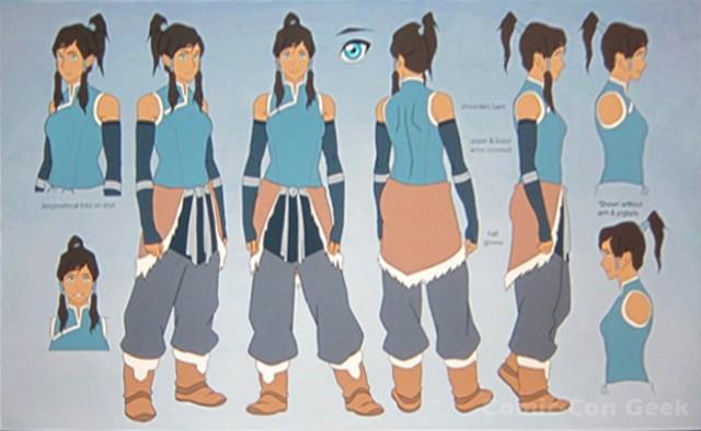 Avatar the last airbender korra the legend of korra animated source filmmaker