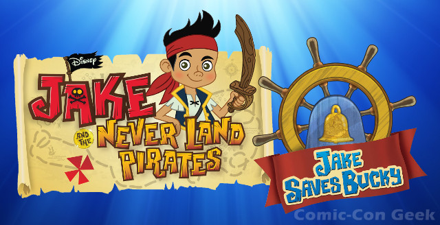 Jake and the never land pirates jake saves bucky primetime special