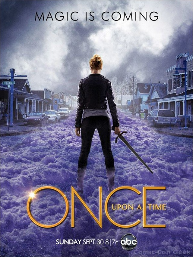 S2E17: Welcome to… - Once Upon A Time Soundtrack | Tunefind