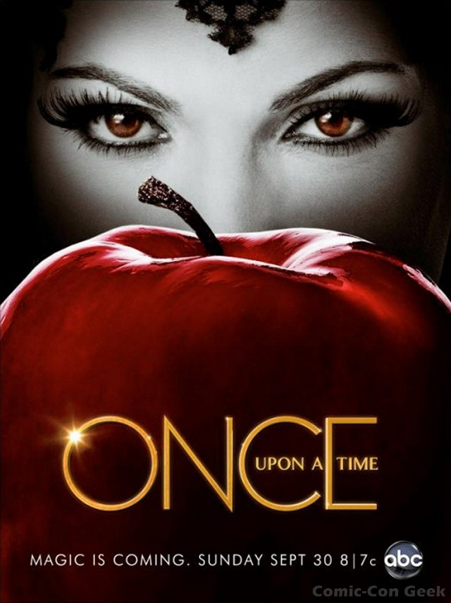 Once Upon A Time Season 3 Poster Emma Season 2 Posters for A...