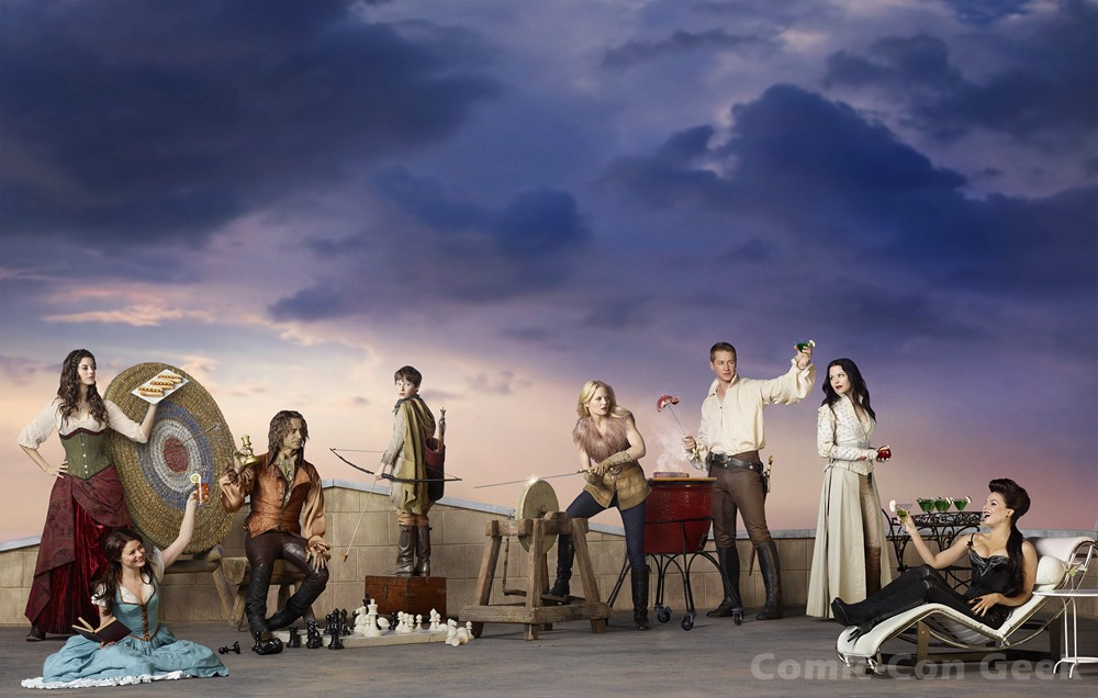 Once Upon A Time Season 2 Promotional Photos — Magic Is ... Emilie De Ravin Once Upon A Time Tumblr
