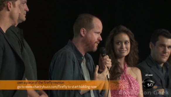 Firefly 10th Anniversary - Syfy - SDCC  - Comic Con 057