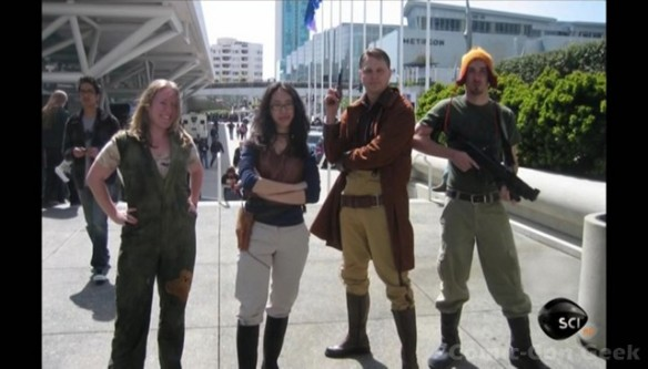 Firefly 10th Anniversary - Syfy - SDCC  - Comic Con 252