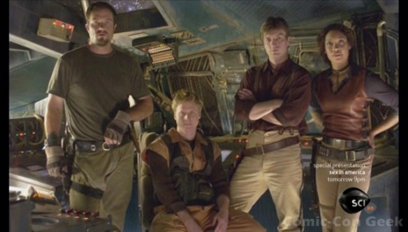 Firefly 10th Anniversary - Syfy - SDCC  - Comic Con 264