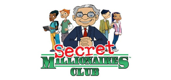 Secret Millionaires Club - The Hub - Warren Buffet - Header