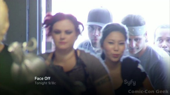 Face Off - Season 4 - Syfy - S04 031