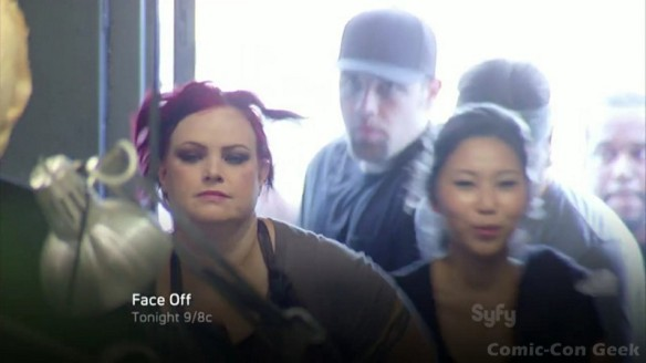 Face Off - Season 4 - Syfy - S04 032