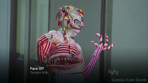 Face Off - Season 4 - Syfy - S04 043