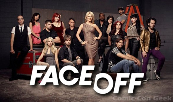Face Off - Season 4 - Syfy - S04 - Header