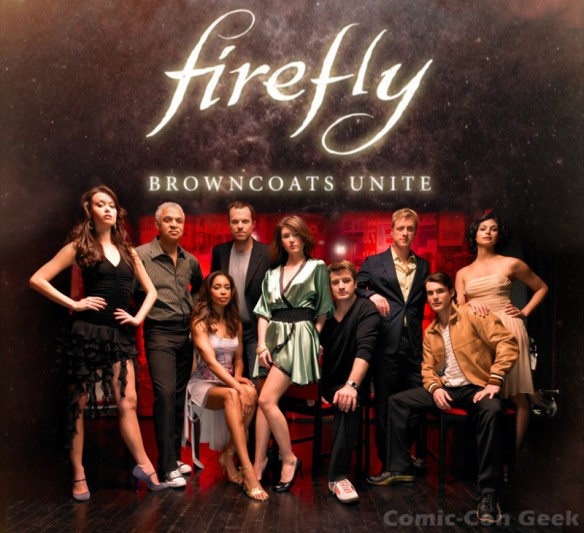 Firefly 10th Anniversary - Browncoats Unite - Syfy - Science -  SDCC  - Comic Con Header