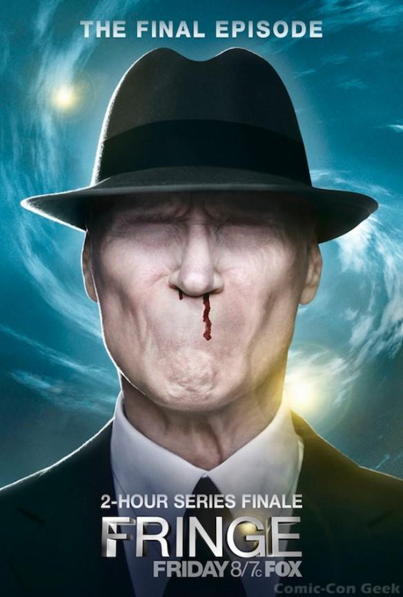 FRINGE - Series Finale - Poster