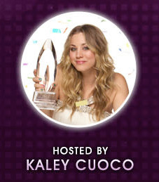 People's Choice Awards 2013 Hosted By Kaley Cuoco
