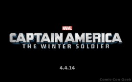 Captain America - The Winter Soldier - Release Date
