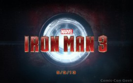 Iron Man 3 - Release Date