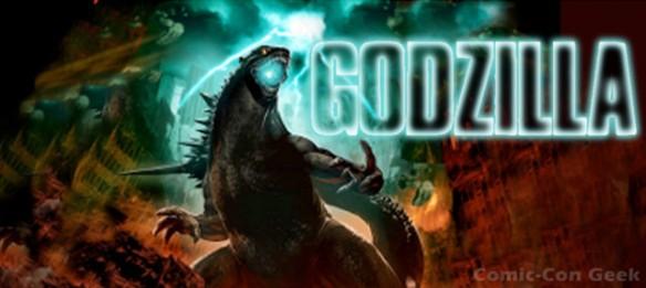 GODZILLA - Legendary Pictures - Warner Bros. - Header