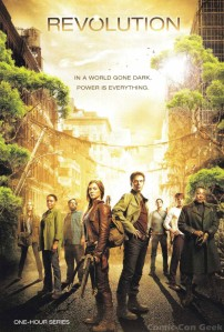 Revolution - Warner Bros. - NBC - Poster