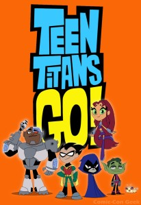 Teen Titans Go - Warner Bros. - Cartoon Network - Poster MD