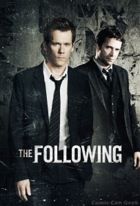The Following - Warner Bros. - FOX - Poster