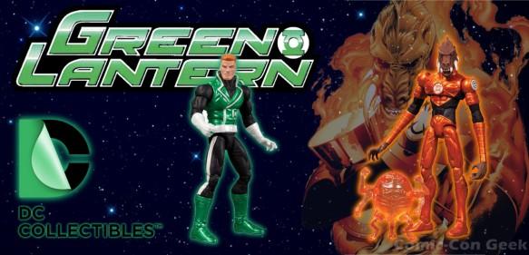WonderCon Anaheim 2013 - Exclusive - Guy Gardner - Larfleeze - Glomulus - Green Lantern - DC Collectibles - Orange Lantern LG