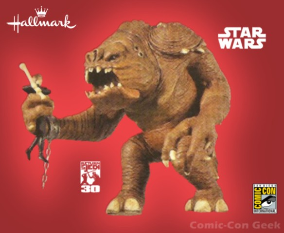 Hallmark - Wrath of the Rancor - Comic-Con 2013 - SDCC Exclusive