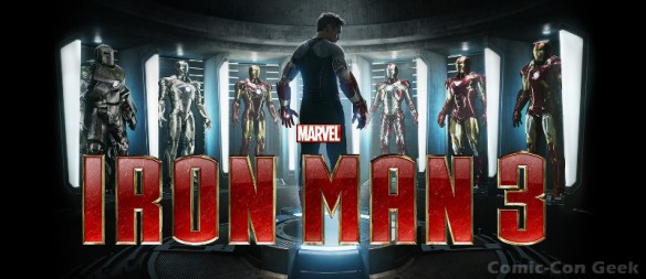 Iron Man 3 - Hall of Armor - Header