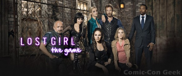Lost Girl - The Game - Syfy - Mobile App - Header