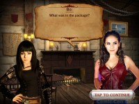 Lost Girl - The Game - Syfy Mobile - Screenshot 003