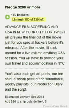 Zach Braff - Wish I Was Here - Advance Film Screening and QnA in New York City for Two - Kickstarter