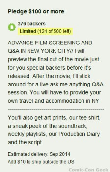 Zach Braff - Wish I Was Here - Advance Film Screening and QnA in New York City - Kickstarter