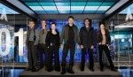 Almost Human - Cast Photo - Karl Urban - Michael Ealy - Lili Taylor - Mackenzie Crook - Michael Irby - Minka Kelly