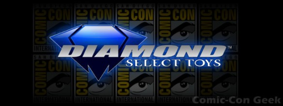 Diamond Select Toys - Comic-Con - SDCC Exclusives - Header