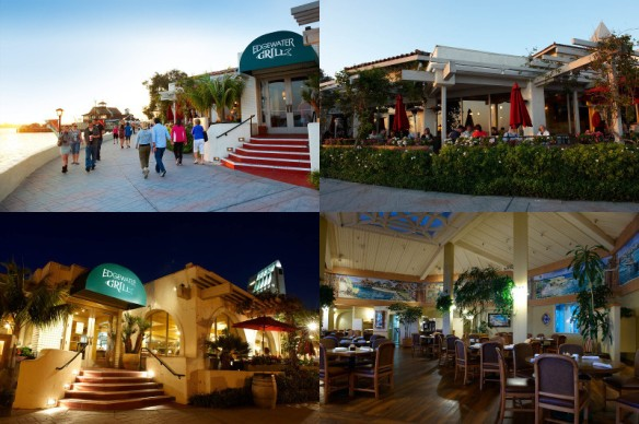 Edgewater Grill at Seaport Village - San Diego