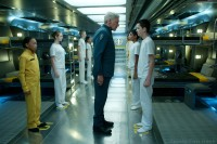 Ender's Game - Harrison Ford - Asa Butterfield - Summit Entertainment
