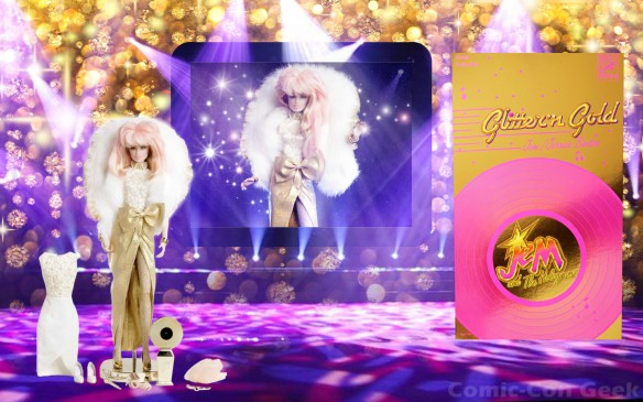 Hasbro - Jem and the Holograms - Glitter-n-Gold - Comic-Con 2013 - SDCC Exclusives