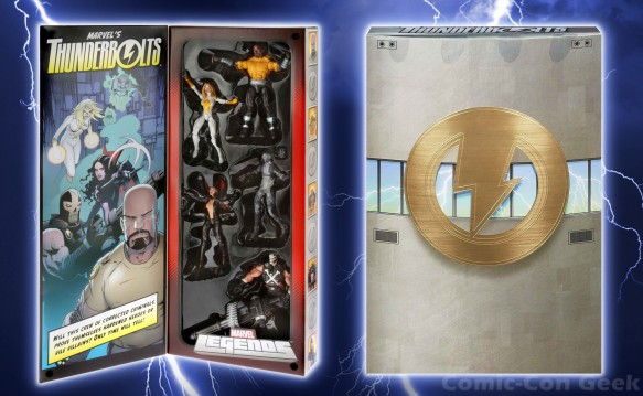Hasbro - Marvel Legends - Comic-Con 2013 - SDCC Exclusives - Box - Packaging - Luke Cage - Crossbones - Ghost - Moonstone - Judith Chambers