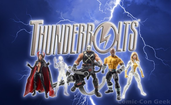 Hasbro - Marvel Legends - Comic-Con 2013 - SDCC Exclusives - Luke Cage - Crossbones - Ghost - Moonstone - Judith Chambers