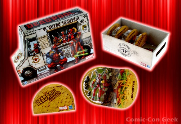 Hasbro - Marvel Universe - Deadpool Corps Team - Packaging - Box - Comic-Con 2013 - SDCC Exclusives