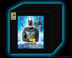 Monogram International - Batman - Resin Bank - Comic-Con 2013 - SDCC Exclusives - DC Comics - TDK - Box Label
