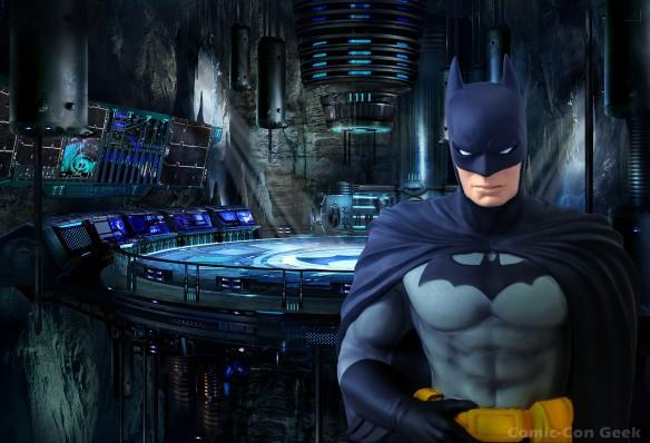 Monogram International - Batman - Resin Bank - Comic-Con 2013 - SDCC Exclusives - DC Comics - TDK