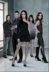 Nikita - Cast Photo - Maggie Q - Shane West - Melinda Clarke - Aaron Stanford - Lyndsy Fonseca